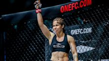 ONE Championship Strawweight Maira Mazar Grateful For New Life In Singapore