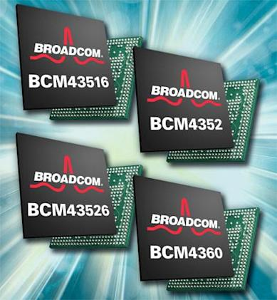 Broadcom: 802.11ac chipsets already in preproduction, preparing router invasion in summer
