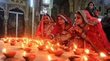 Diwali 2020: India Celebrates The Festival Of Lights Amid COVID-19 Restrictions