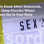 What to Know About Sexsomnia, a Rare Sleep Disorder Where You Have Sex in Your Sleep