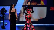 Kendall Jenner kommt in Latex zu den Emmys - und die Leute sind geteilter Meinung