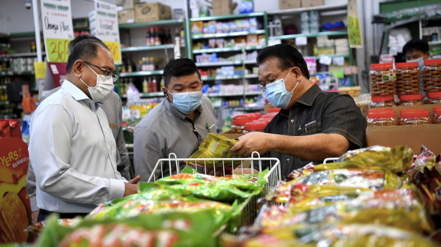 Buy Malaysian-made first to support Malaysia, minister says