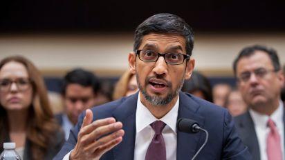 Google屢傳擬重返中國 CEO確認正進行有關研究
