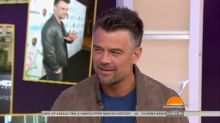 Watching Josh Duhamel save a mouse on 'Today' will make your day