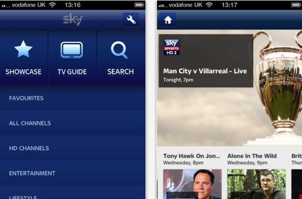 Sky+ app gets Series Links just in time for them to become irrelevant