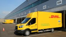 DHL to debut zero-emission electric delivery vans in U.S. cities