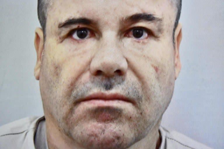 Mexican drug lord 'El Chapo' jailed at 'Supermax' prison in Colorado
