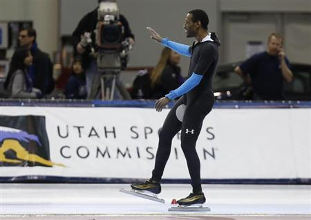 Speedskating: U.S. Olympic Trials-1500m