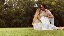 El tierno video de la China Suárez besando a su hija, Magnolia