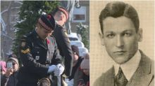 French roots of Calgary's Mission marked on Remembrance Day