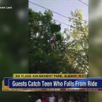 Sheriff: Delaware teen injured after fall from Six Flags 'Sky Ride'