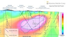Arizona Metals Corp Announces Start of Drilling at Its Sugarloaf Peak Project Heap-Leach Gold-Oxide Target in La Paz County, Arizona; Two Drills Continue Turning at the Kay Mine Gold-Copper VMS Phase 1 Program in Yavapai County, Arizona
