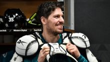 Bills fan Logan Couture to miss AFC Championship Game for Sharks-Wild