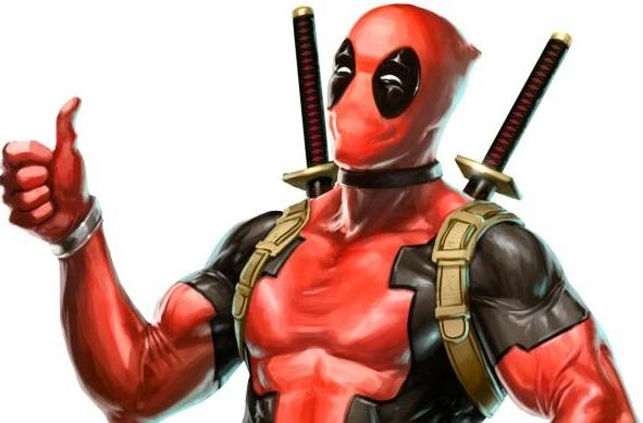 Deadpool breaks fourth wall, colored tiles in Marvel Puzzle Quest