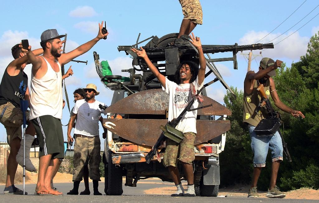 Libya unity govt under pressure on security, economic reforms