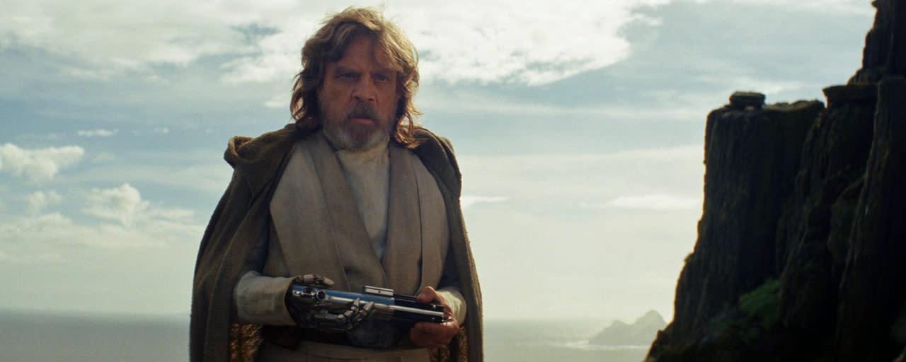 Star Wars 8 Luke Stirbt