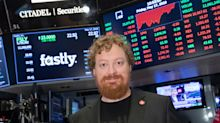 Fastly's IPO races to double-digit gains