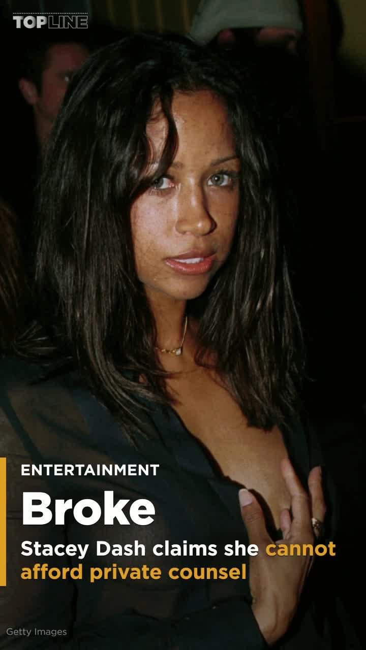'Clueless' star Stacey Dash claims she cannot afford private counsel after domestic violence arrest - Yahoo Lifestyle