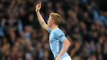 Kevin de Bruyne leads City to victory over Ukraine champions Shakhtar