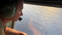 Coast Guard suspends search for missing airman who fell from aircraft over Gulf of Mexico