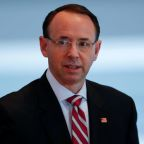 Deputy Attorney General Rosenstein to step down in March: official