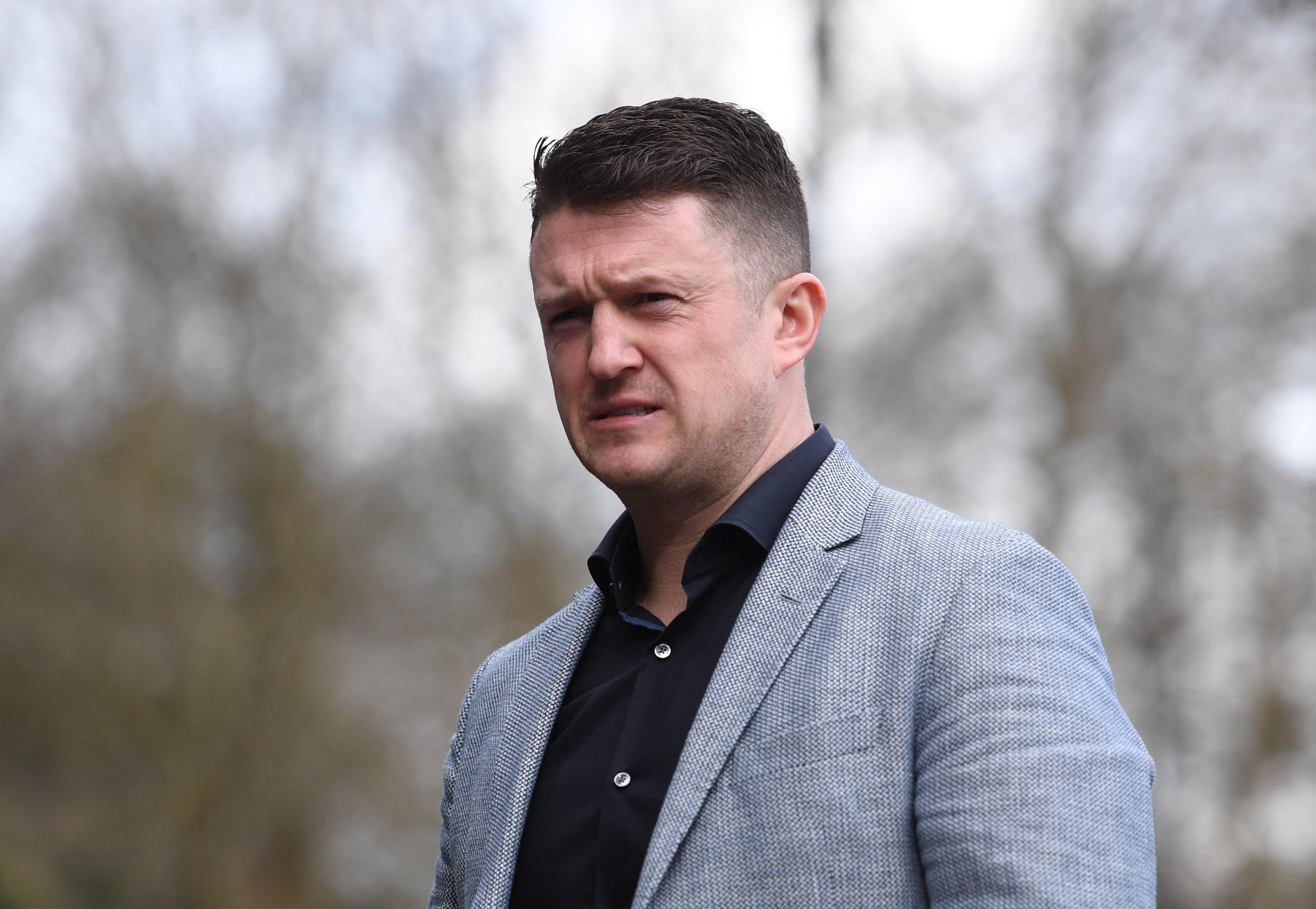 Historian suing Tommy Robinson after 'harassment and intimidation' at his house