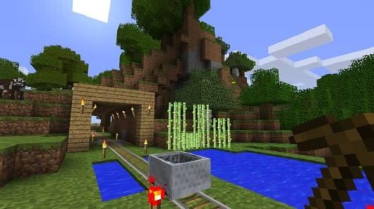 Report: Minecraft movie finds its builder