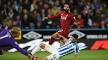 Salah ends Liverpool goal drought to hit half-century in English football