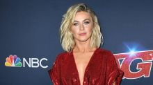 Julianne Hough Feels 'Really Lucky' for the Support She's Had Since Revealing She's Not Straight