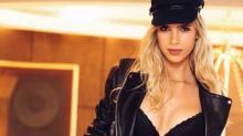 Arde Instagram... el desnudo total de Coni Mosqueira, la novia de Ale Fantino