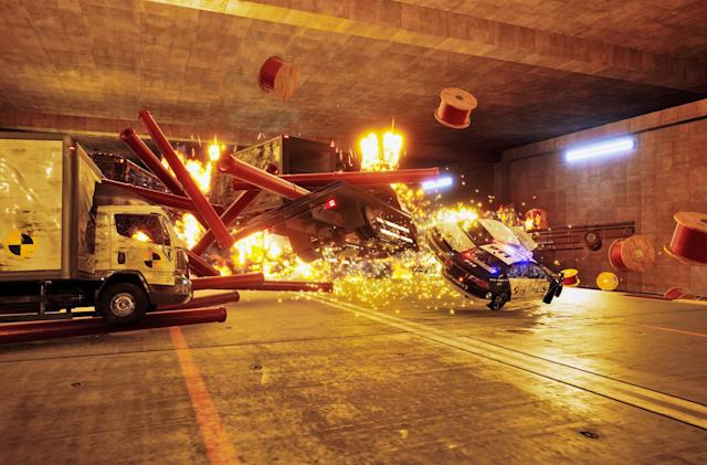 'Danger Zone' turns the best part of 'Burnout' into a full game