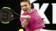 Open d'Australie (F) - Open d'Australie : Simona Halep s'en sort au premier tour