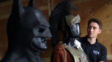 Movie memorabilia worth over £6 million to go on sale