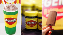 How many of these Vegemite foods have you tried?