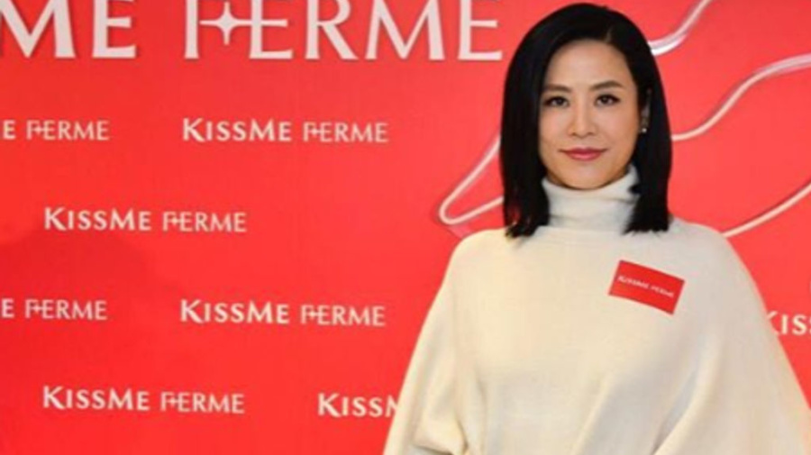 Jessica Hsuan worries about sprained ankle