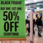 Donald Trump's Trade Policies Result In Shopper Gifts On Black Friday