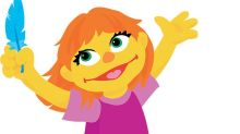 'Sesame Street' Announces New Character With Autism, Julia