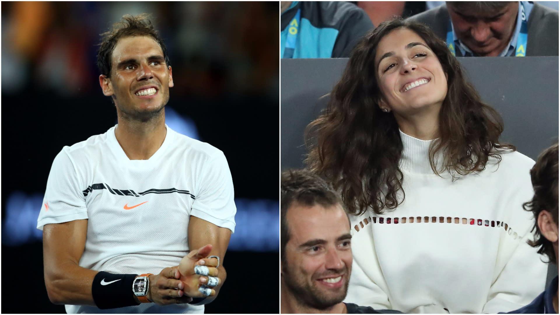 Nadal Jokes Girlfriend Needed Australian Open Wildcard