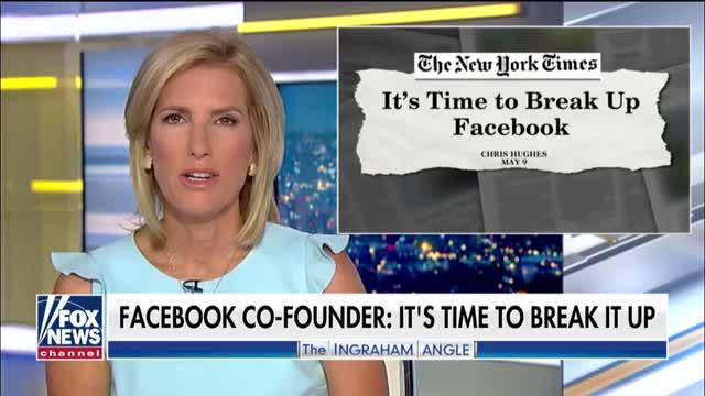 Ingraham: Who is Facebook co-founder Chris Hughes?