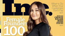The Wing co-founder breaks boundaries as first visibly pregnant CEO on 'iconic' magazine cover
