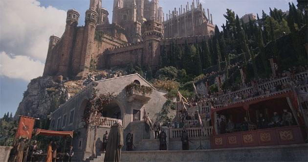 See how digital effects put the spectacle into 'Game of Thrones'