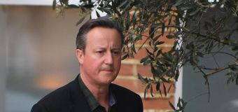 Ex-UK PM defends lobbying for Greensill
