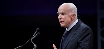 McCain slams 'half-baked, spurious nationalism'