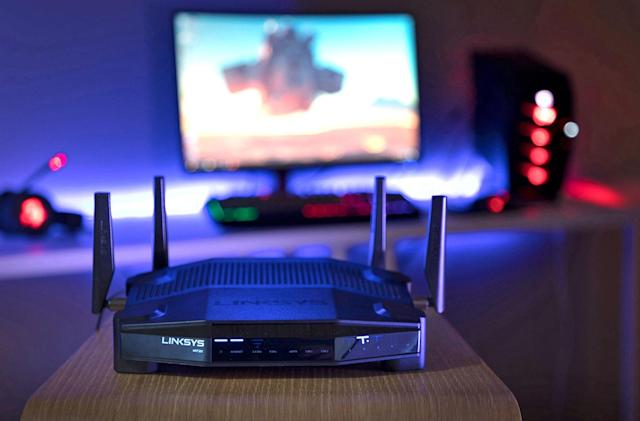 Linksys' new router puts your gaming needs before everyone else's