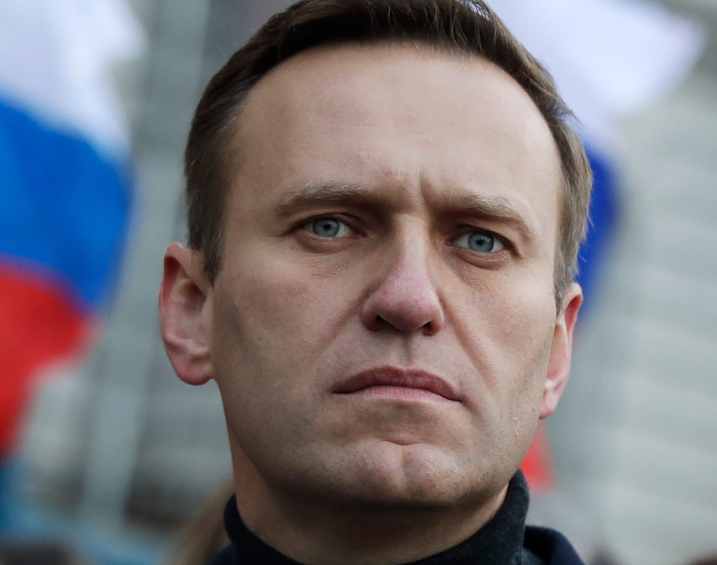 German doctors say comatose Putin critic Alexei Navalny was poisoned