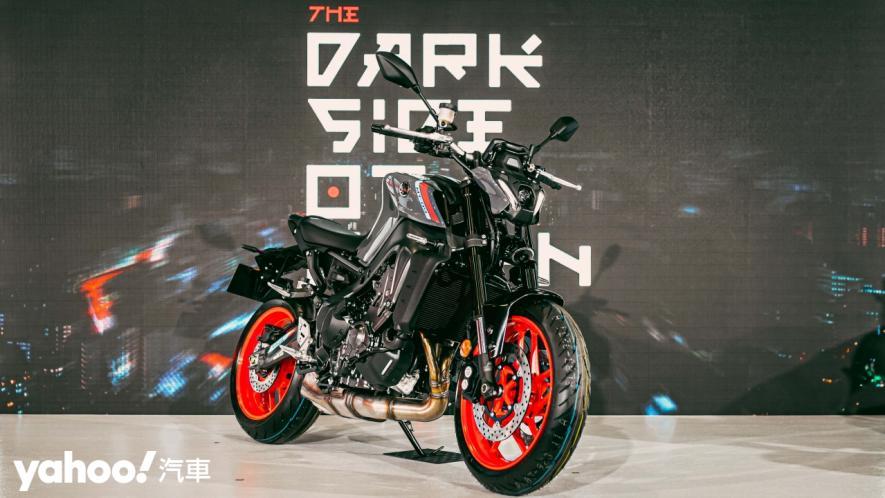 嶄新的黑暗家族第三世代!Yamaha全新2021 MT-09、MT-07正式發表! - 1
