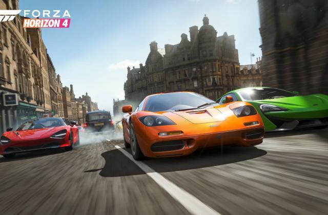 'Forza Horizon 4' activates in-game bonuses for Mixer streams
