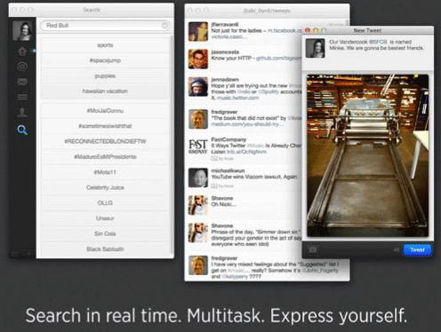 Twitter for Mac update brings photo sharing improvements, Retina Display support
