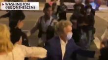 Sen. Rand Paul shouted down by protesters after RNC