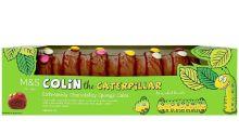 M&S begins legal move against Aldi over Colin the Caterpillar